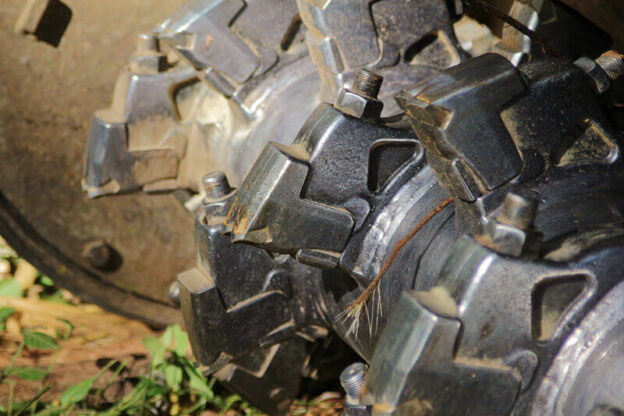 This Is How You Improve Rock Auger Teeth Longevity